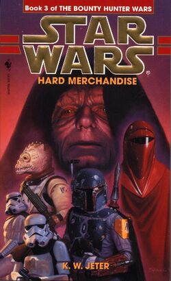 Hard Merchandise Cover
