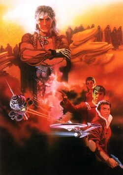 The Wrath of Khan Poster