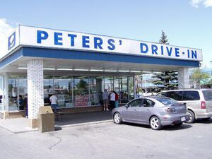 Peters'Drive-In