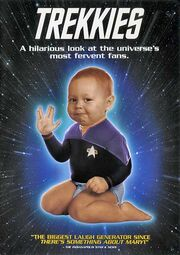 Trekkies DVD cover