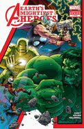 Avengers Earth&#39;s Mightiest Heroes Vol 1 1