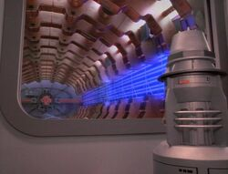 Inside the Warp Nacelle