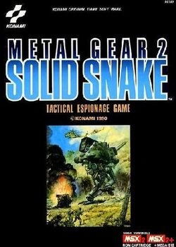MG2-Solid Snake