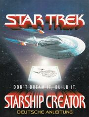 Cover starship creator