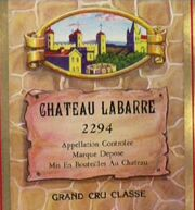 Chateau LaBarre 2294