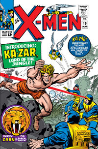 X-Men Vol 1 10