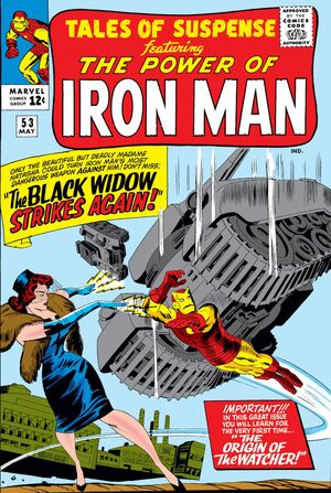 Tales of Suspense Vol 1 53