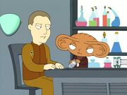Odo and Quark Griffin, Family Guy