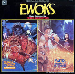 Ewoks battle for endor STV81281