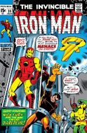Iron Man Vol 1 35