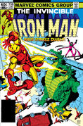 Iron Man Vol 1 159