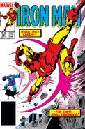 Iron Man Vol 1 187
