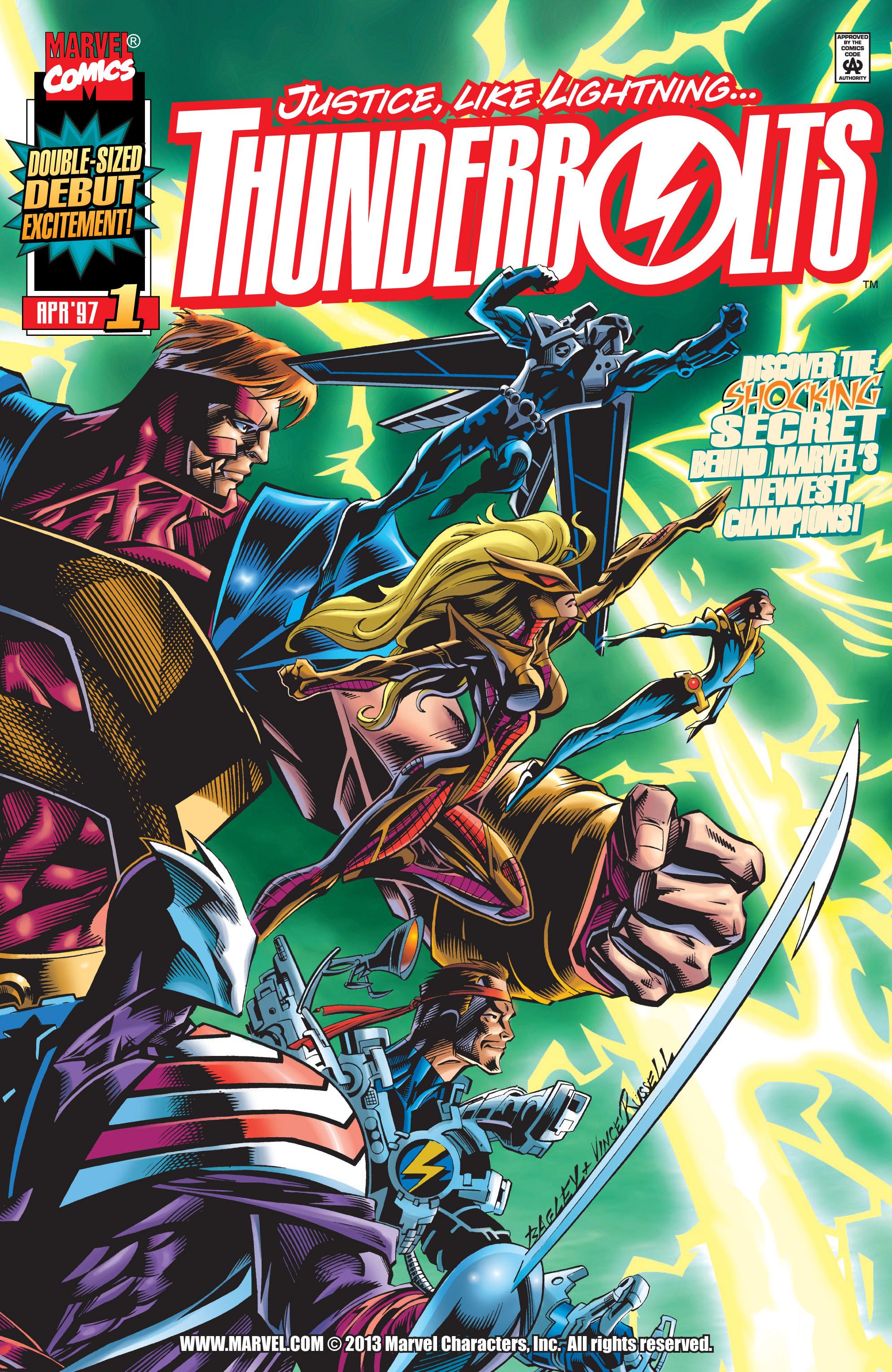 COLECCIÓN DEFINITIVA: THUNDERBOLTS [UL] [cbr] Thunderbolts_Vol_1_1