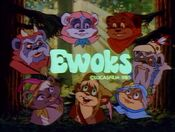 Ewoks all