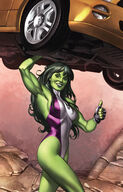 She-Hulk Vol 1 2 Textless