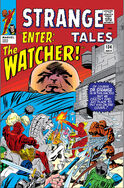 Strange Tales Vol 1 134