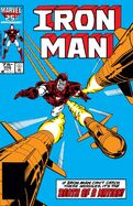 Iron Man Vol 1 208