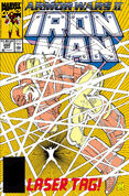 Iron Man Vol 1 260