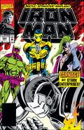 Iron Man Vol 1 285