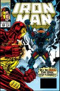 Iron Man Vol 1 308