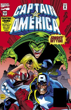 Captain America Vol 1 435