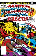 Captain America Vol 1 205