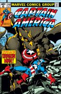 Captain America Vol 1 248