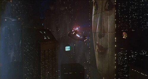 Kitchen Sink In Blade Runner