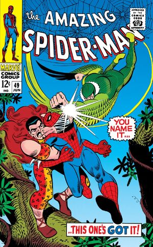 Amazing Spider-Man Vol 1 49