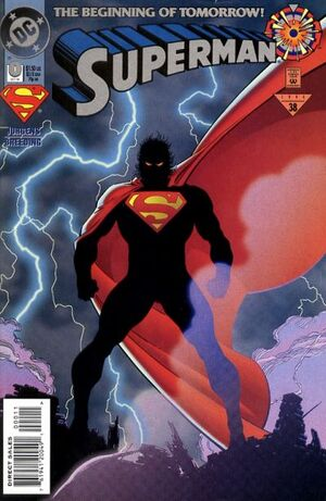 Cover for Superman #0