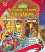 A Sesame Street Christmas (book)