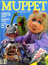 Muppet Magazine issue 6