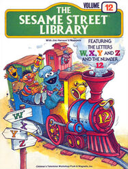 The Sesame Street Library Volume 12
