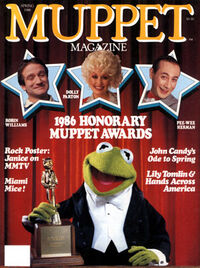 Muppet Magazine issue 14