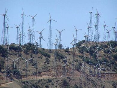 Tehachapi wind farm 3