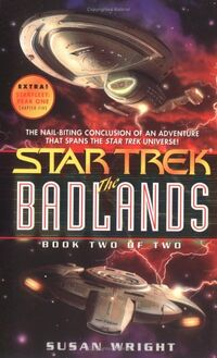 The Badlands, Book Two cover