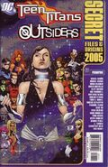 Teen Titans - Outsiders Secret Files 2005