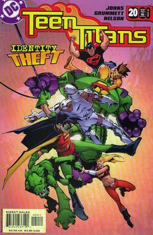 Teen Titans Vol 3 #20