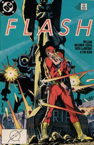 Cover for Flash #18
