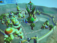 Spore city-while-ufo