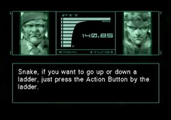 Twin Snakes (Codec Screen)