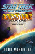 The Genesis Wave, Book One cover