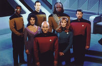 TNG crew