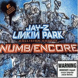 Linkin Park - Numb-Encore CD Single Front Cover