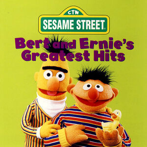 Bert and Ernie&#39;s Greatest Hits (CD)