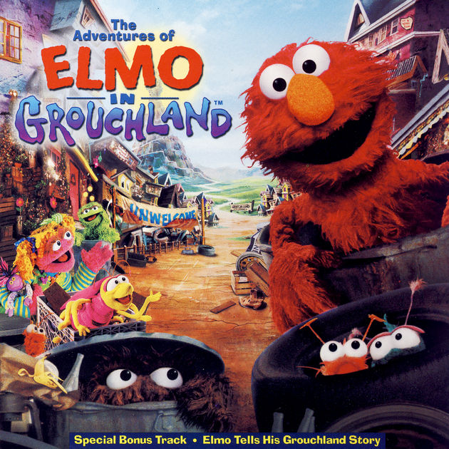 The Adventures of Elmo in Grouchland (soundtrack) - Muppet ...