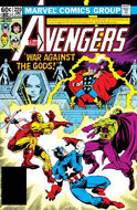 Avengers Vol 1 220