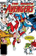 Avengers Vol 1 248