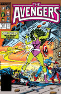 Avengers Vol 1 281