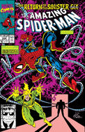 Amazing Spider-Man Vol 1 334